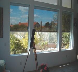 Interior Solar Shade S F Pinterest