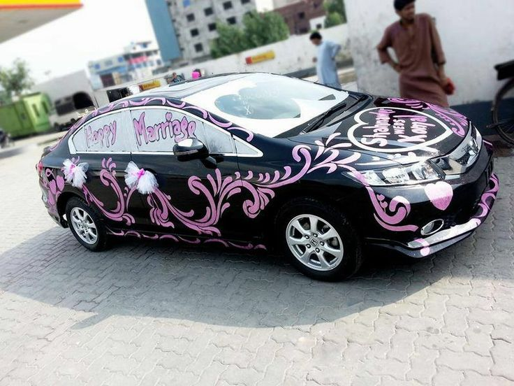 Pin by zunaira zaki on treval pinterest for Auto decoration in pakistan