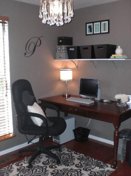 Office paint color for the home pinterest for Office paint colors