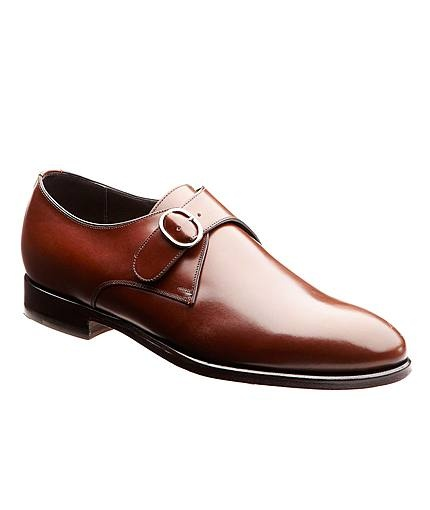 Single Monk Strap Shoes | Best of Sole Style♦ | Pinterest