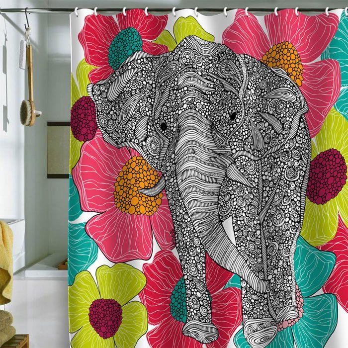 Pin by Elana Leoni on shower.curtains   Pinterest