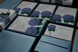 wedding invitations. this artist is reasonable and creates an awesome unique product