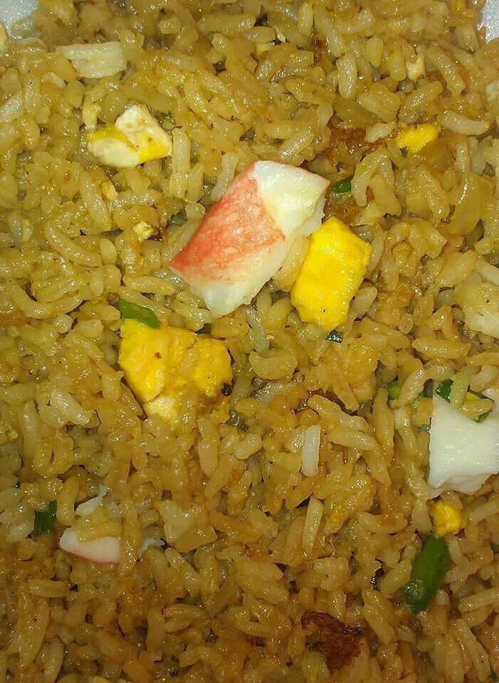 My quick fried rice.... | Foods that Roc | Pinterest
