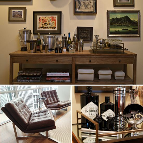 9 Cool and Easy Ways to Add Mad Men Style to Your Pad - www.casasugar.com