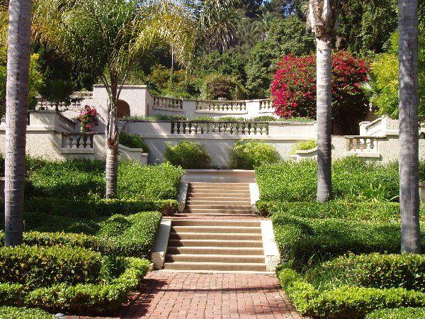 Estate gardens tiered garden ideas pinterest for Estate landscape design