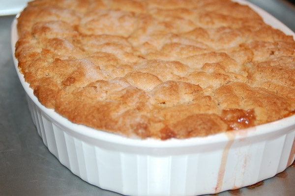 The Slow Roasted Italian: Southern Peach Cobbler