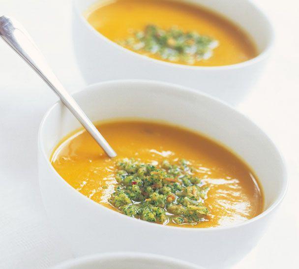 Thai Pumpkin Soup - Quick and Easy Recipes, Organic Food Recipes, New ...