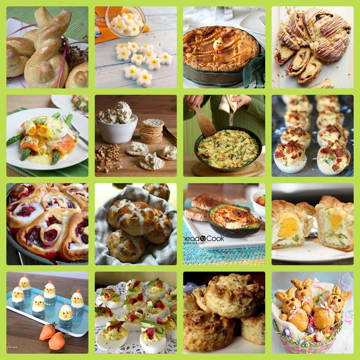 Easter Brunch Breakfast Recipe Ideas