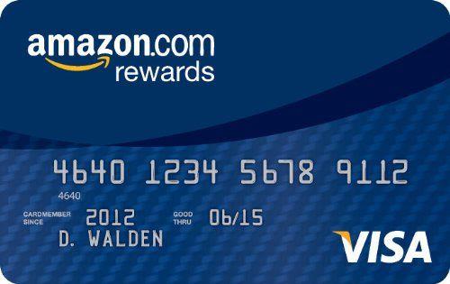 amazon credit card rewards login