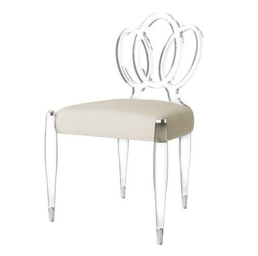 lucite chair s pinterest