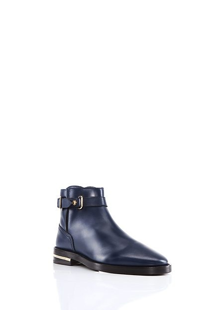 versace leather ankle boots s footwear