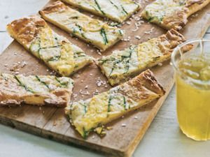 Sara Kate Gillingham-Ryan's Squash Ribbon Puff Pastry Tart - perfect ...
