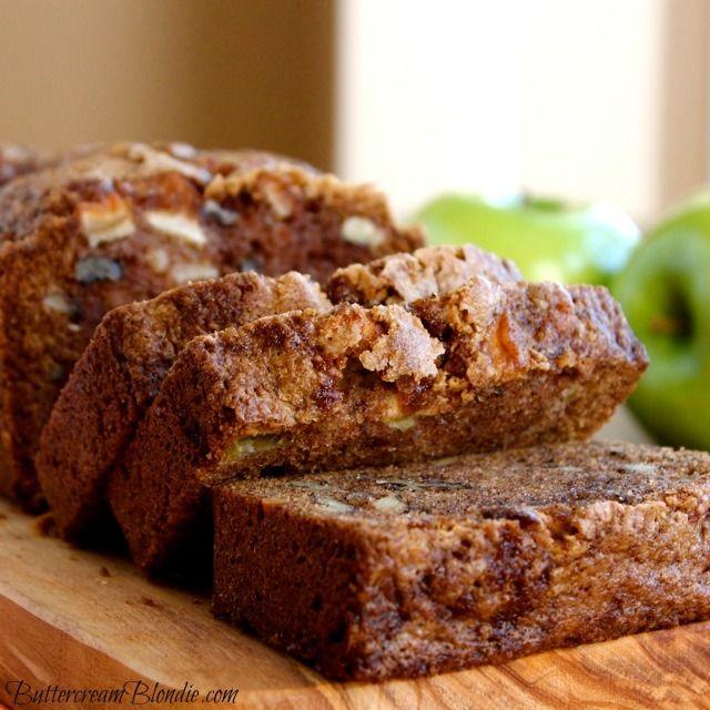 Bourbon Apple Spice Cake | Recipe