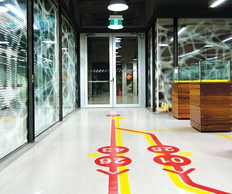 English university of sydney interior design