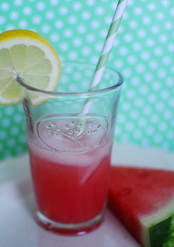 Watermelon lemonade, Cucumber Mint Lemonade and Straberry Ice Tea ...