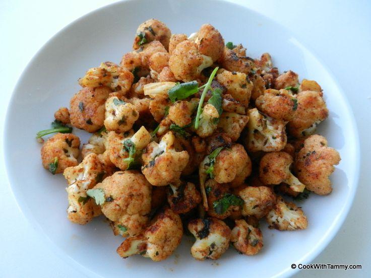 Cauliflower Stir Fry | Eating Frenzy | Pinterest