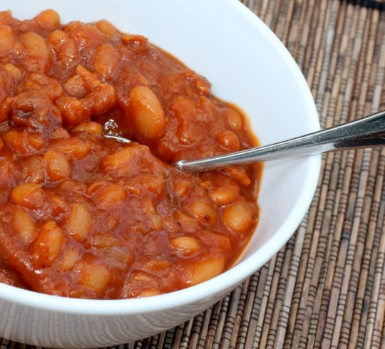 Maple Baked Beans | beans | Pinterest