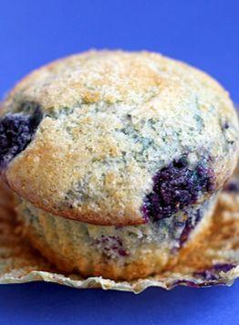 Blueberry Lemon Cream Cheese Muffins | Recipe