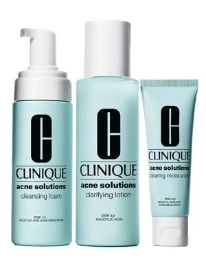 Treating acne for sensitive skin
