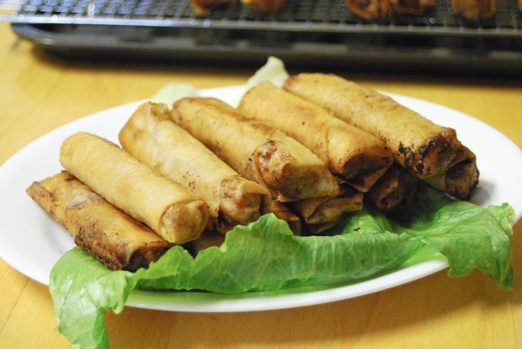 shanghai style spring rolls shanghai style spring rolls shanghai style ...