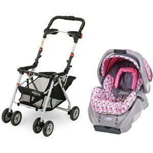 Graco Snugride Baby Car Seat Ally