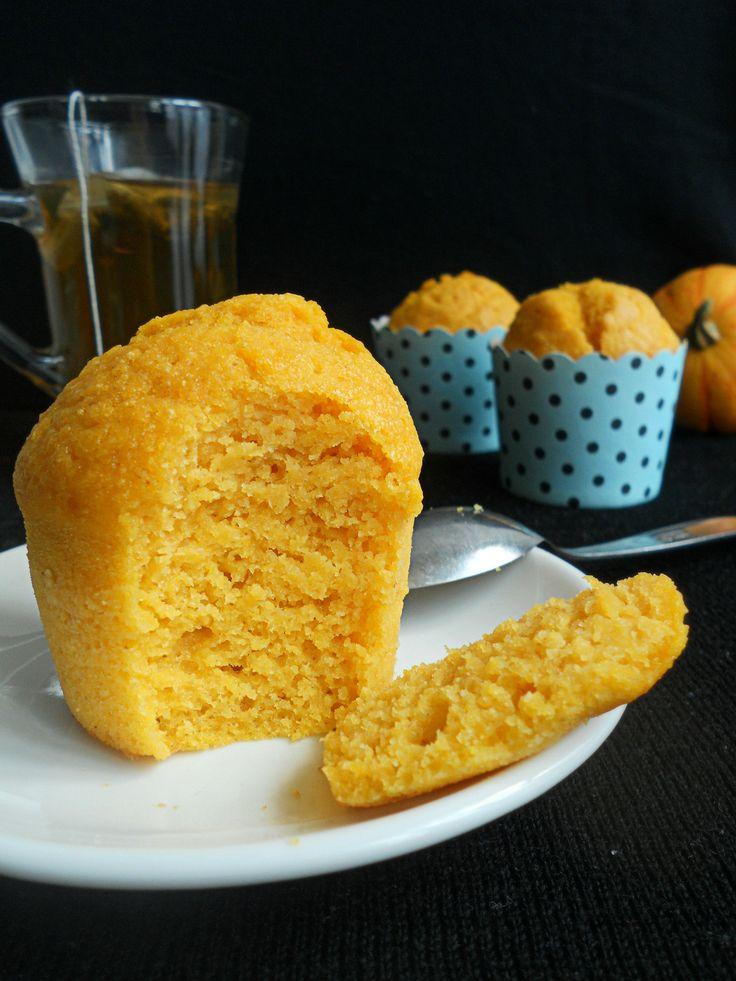 pumpkin cornbread | Pumpkin | Pinterest
