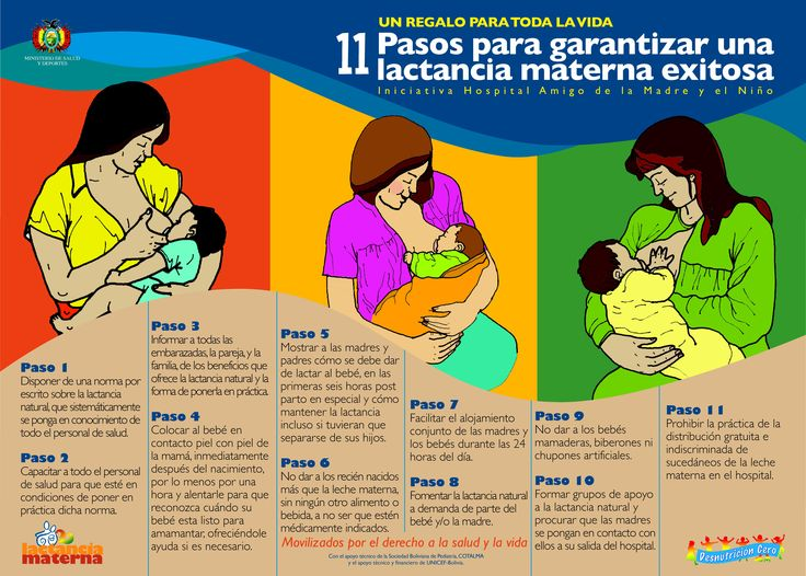 importancia lactancia materna: