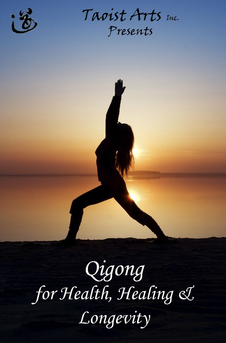 Qi Gong for health and long life.