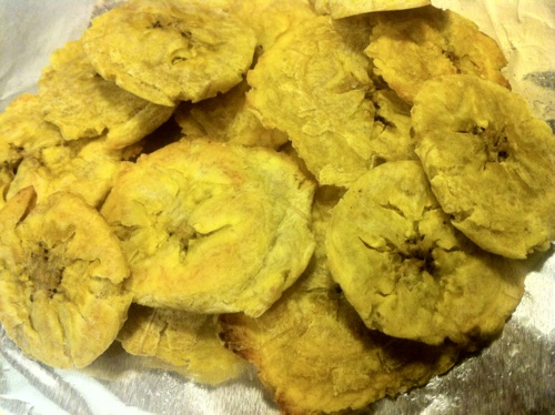 Baked Tostones | Recipes to try | Pinterest