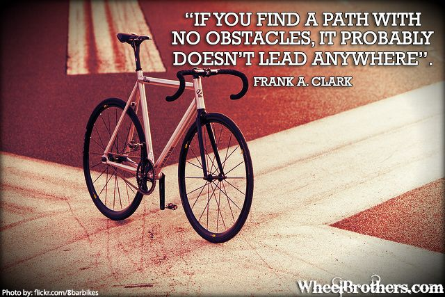 cycling quotes pinterest quotesgram
