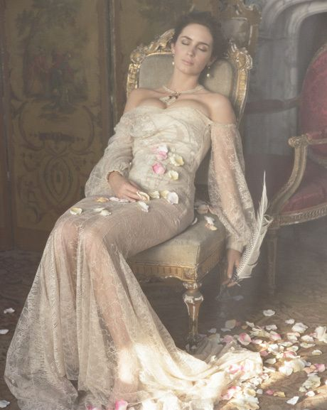 emily blunt wedding dress - photo #6