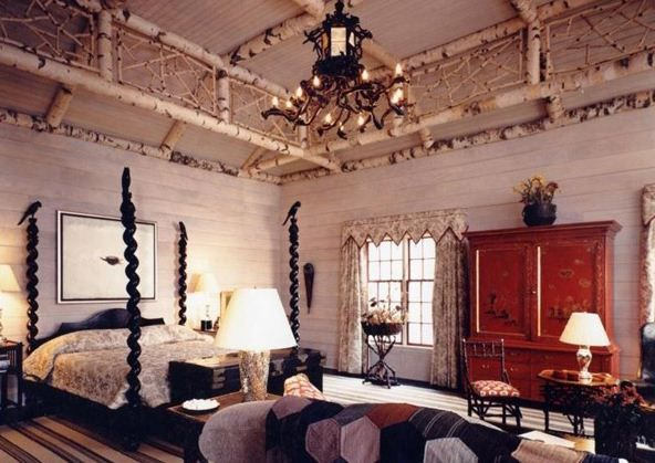 Rustic Romantic Bedrooms Rustic Bedroom Design Feminine Room