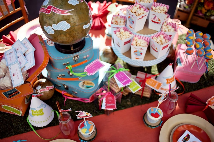 paper and cake: Wonderlandia Week ~ Imagine a Party
