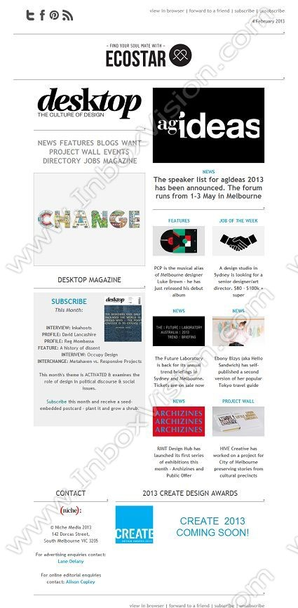 email newsletter designs email templates inspiration pinterest