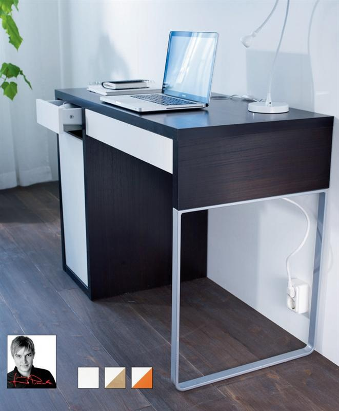 Ikea Micke Desk | Home Office | Pinterest