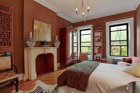 Pin by megan eisenberg on 261 w 138th street pinterest for New york brownstone interior design