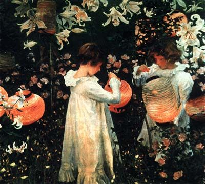 Sargent Artist Paintings