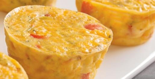 Crustless Cheesy Ham & Celery Quiche | Breakfast And Brunch | Pintere ...