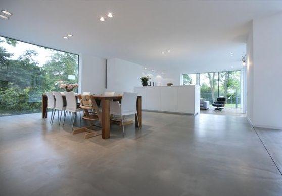 Cemento pulido deco pisos pinterest for Cemento pulido para exterior