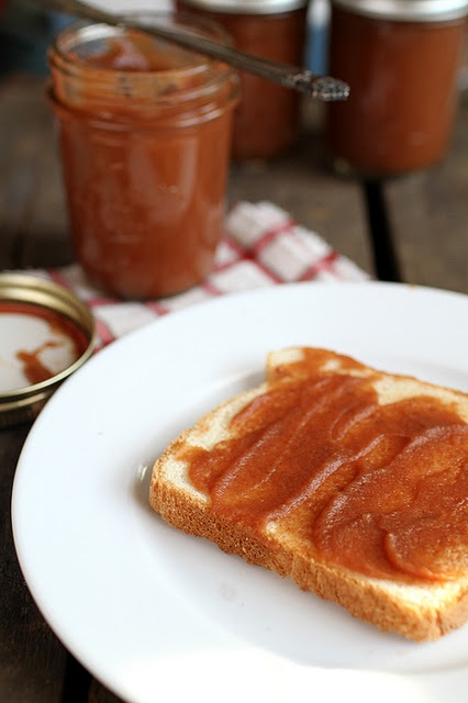 Crock Pot Apple Butter | Food & Drink | Pinterest
