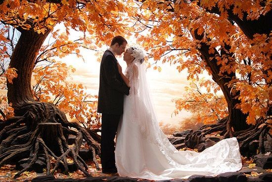 Fall Wedding Ideas Photography