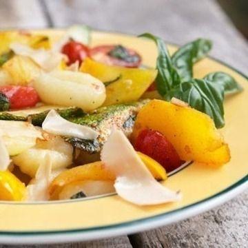 Gnocchi With Summer Vegetables | Food Stuffs | Pinterest