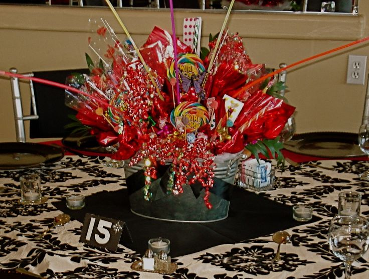Candyland Centerpiece Ideas : Candyland centerpiece graduation ideas pinterest