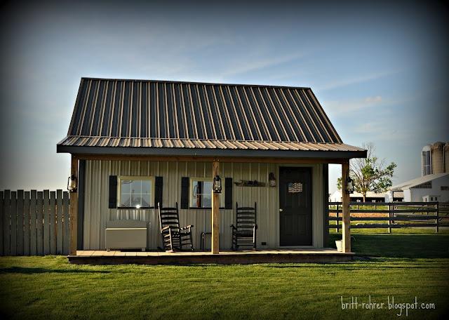 Backyard Barnyard : Barn inspiration like the patio for the backside of our barn facing