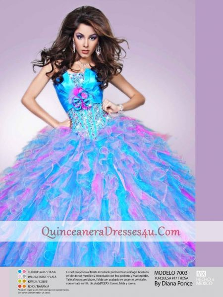 Bella sera quinceanera dress quotes for The bella sera