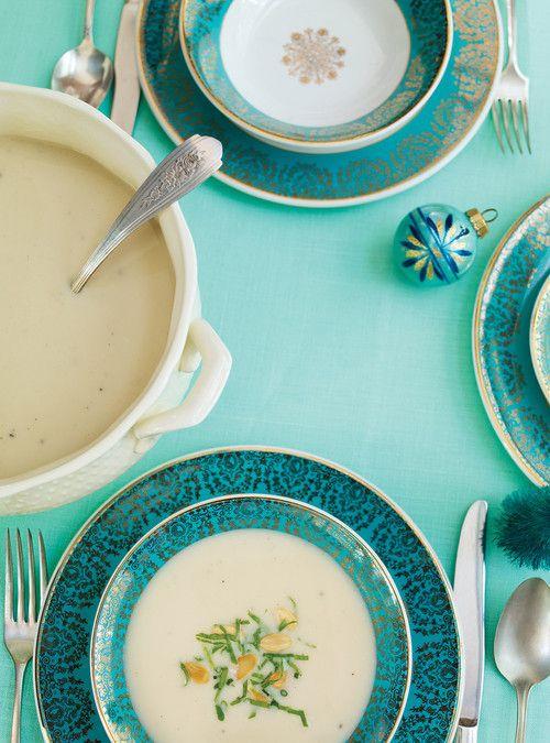 Cauliflower And Arugula Soup Recipes — Dishmaps