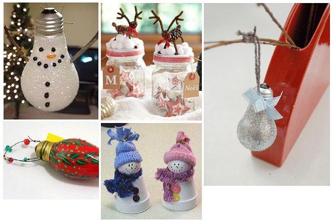 Decoracion Original Navidad ~ decoracion navidad original manualidades  Interesantes  Pinterest