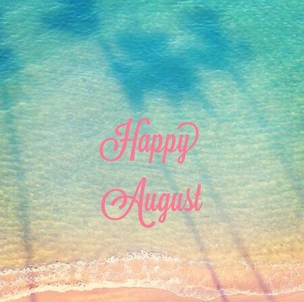 #happy #August