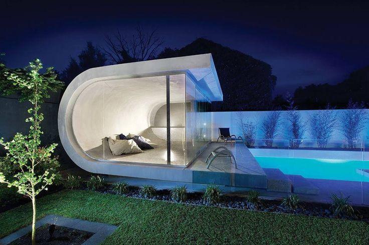 Luxury Backyard Pools : Luxury backyard  POOL decking  fencing  paving  Pinterest