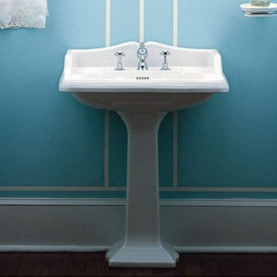 pedestal sink For the Home Pinterest